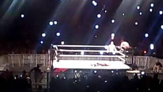 WWE LIVE LIMA NEVILLE RED ARROW