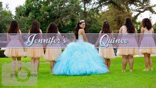 Jennifer Menendez Quinceanera Highlights