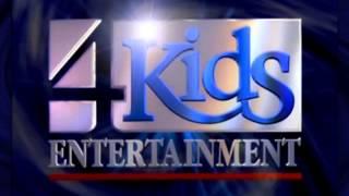 4Kids Entertainment Logo 1999-2005 (HQ)