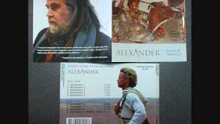 Vangelis - Alexander Unreleased Soundtrack - Ptolemy Tales About Alexander