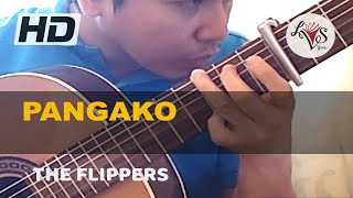 Pangako - The Flippers (solo guitar cover)