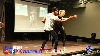 RONALD Y ALBA ➤ WORKSHOP BACHATA DAY 2017 ➤Just As I Am - Chris Brown FT Prince Royce