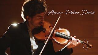 Salvador Sobral - Amar pelos dois (Violin Cover by Jean-Philippe)