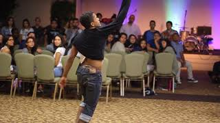I'll Find You Lecrae - Interpretive Dance Cover - Luis Tosado