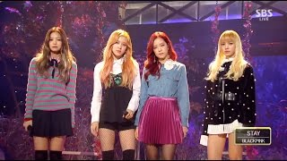 BLACKPINK - 'STAY' 1106 SBS Inkigayo