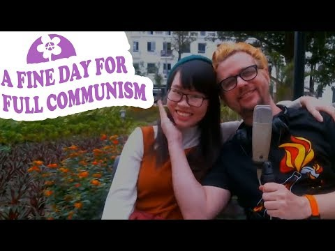Beautiful People in a Beautiful Park on a Beautiful Day Spreading Communism | Breadcast Highlights