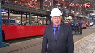 Развитие производства автобусов продолжается