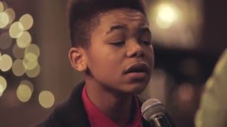 "Cam Anthony - ""Silent Night"" Original Cover at YouTube Space LA"