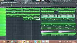 Avicii- Waitng for love Fl studio remake (DROP)