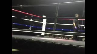 Victoria Lomax Latest Muay Thai Fight