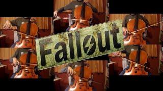 Fallout Main Theme - Cello Cover
