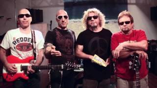 """Chickenfoot Presents """"III"""" LIVE CONCERT WEBCAST 9/27/11"""