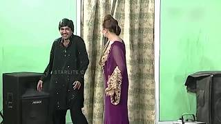 Best Of Iftikhar Thakur and Nargis New Pakistani Stage Drama Full Comedy Clip width=