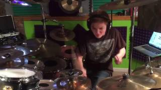 """Nic Kubes - """"The Whirlwind"""" by Transatlantic Drum Cover Clip"""