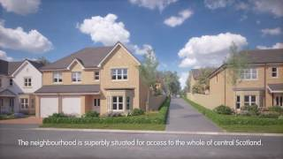 CGI Development Tour Wallace Fields, Robroyston, Scotland