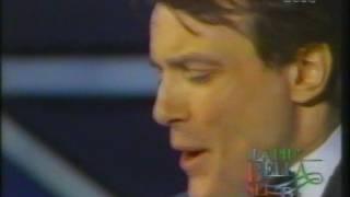Massimo Ranieri Perdere L'Amore(live San Remo 1988)