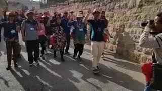 Holyland tour oct 2017Jerusalem a Isua Lal ang a a luhna