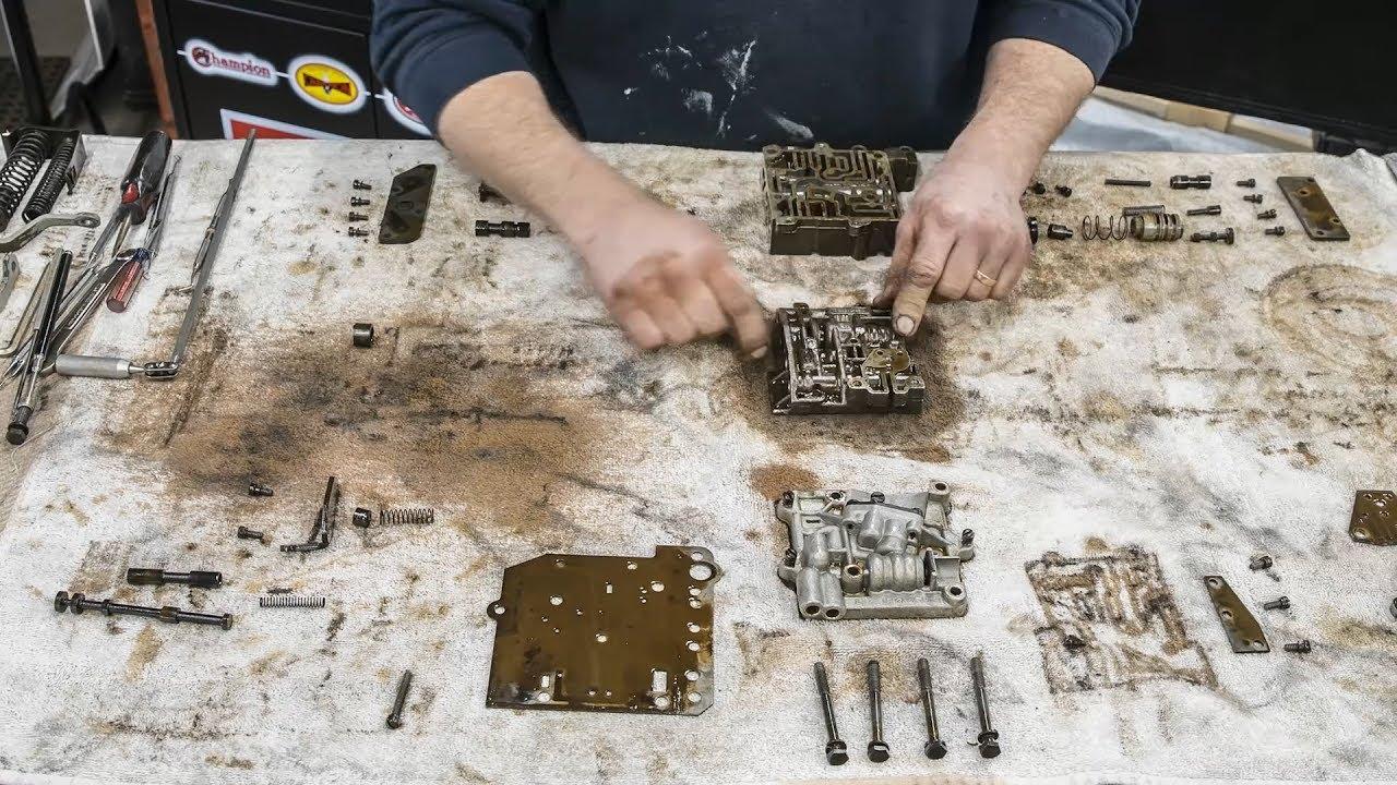 Redline Rebuild Revisited—Ford Automatic Transmission Q&A