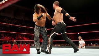 """Woken"" Matt Hardy vs. Curtis Axel: Raw, June 25, 2018"