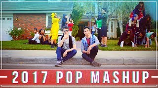2017 MASHUP!! - Every Hit in 3 Minutes IN REVERSE 😎
