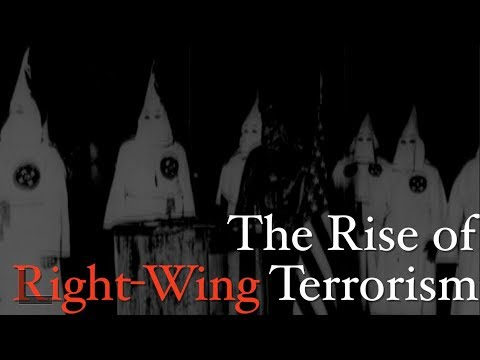 rEVILution: The Rise of Right-Wing Terrorism (Part 1)