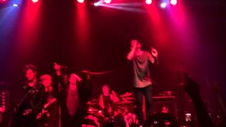 "Crown The Empire - ""Makeshift Chemistry"" Live @ The Ventura Theater, Ventura, CA 3/29/15"