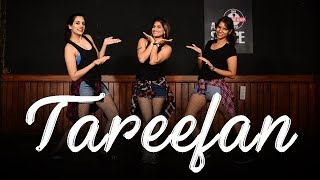 Dance Fitness | Vijaya Tupurani | Tareefan | Veere Di Wedding | Qaran Ft Badshah