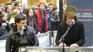 "KODALINE""HIGH HOPES"" LIVE@ST PANCRAS LONDON(STATION SESSIONS)"