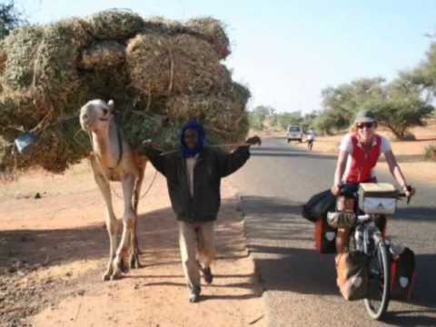 Africa Cycling Tour: 3 years circumnavigating the continent by bicycle