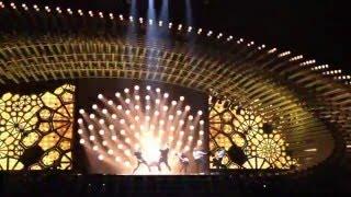 ISRAEL – 2nd Rehearsal Semi-Final 2 Eurovision 2015