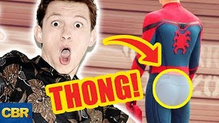 Secrets About Tom Holland's Spider-Man That'll Crack You Up!