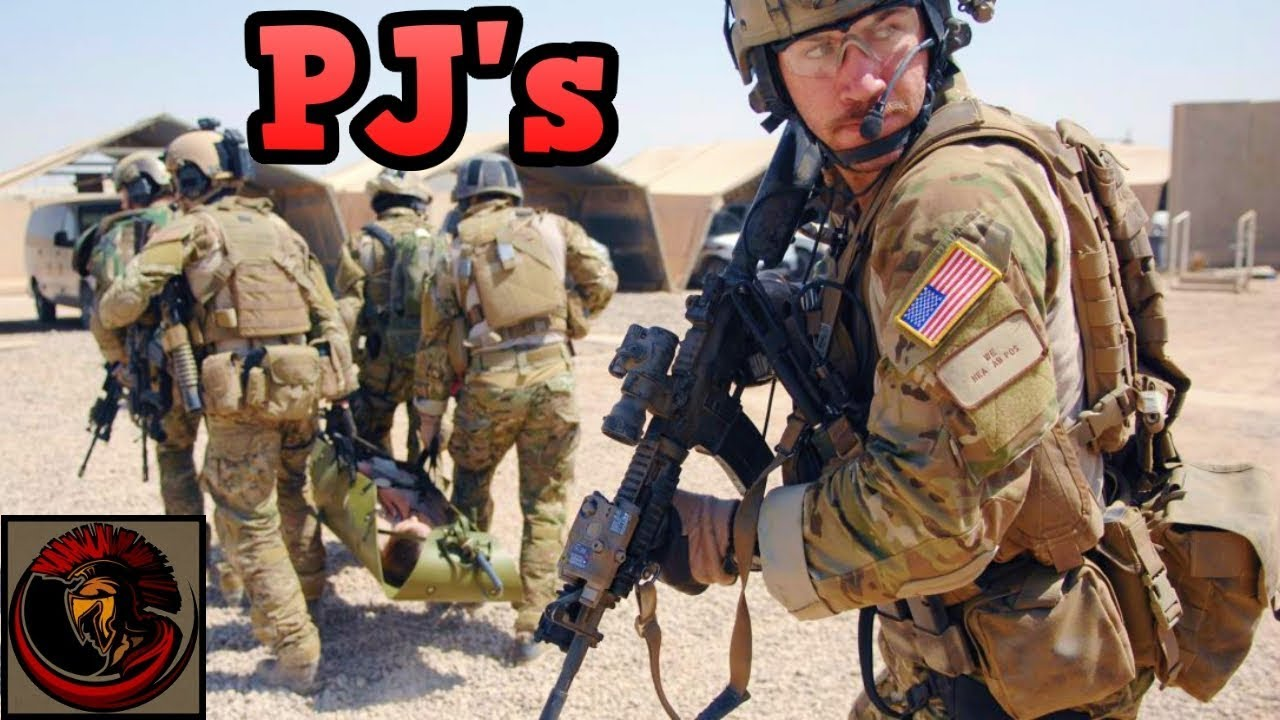 6 Pararescuemen PJ's that Risked it all | Air Force Medical Heroes