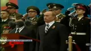 RUSKI VOJNI MITING 2007 HIMNA RUSKE FEDERACIJE