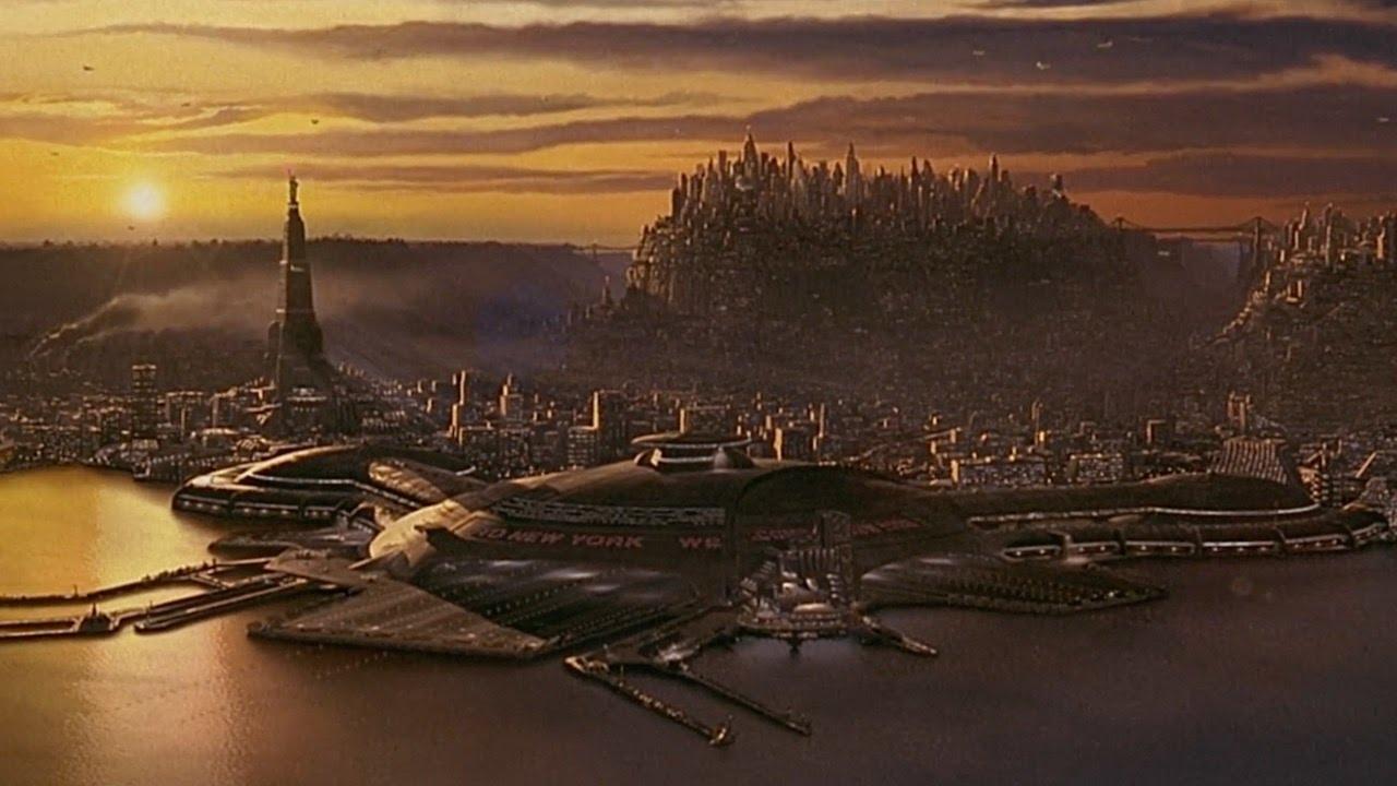 The Top 10 Futuristic Movie Cities