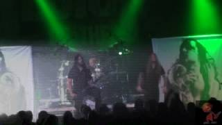 LEGION OF THE DAMNED,son of the jackal ,LIVE@,trix,antwerp,2012,1080,HD