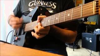 Afterworld-Tiger Army Guitar Cover