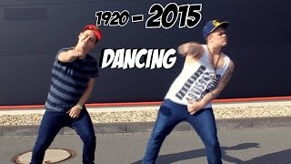 DANCE THROUGH TIME (1920-2015) | BadAss Movement width=