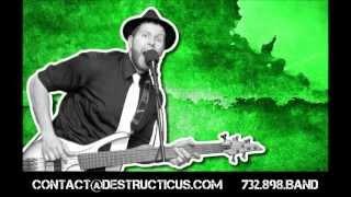 Destructicus - Float On (Modest Mouse cover)