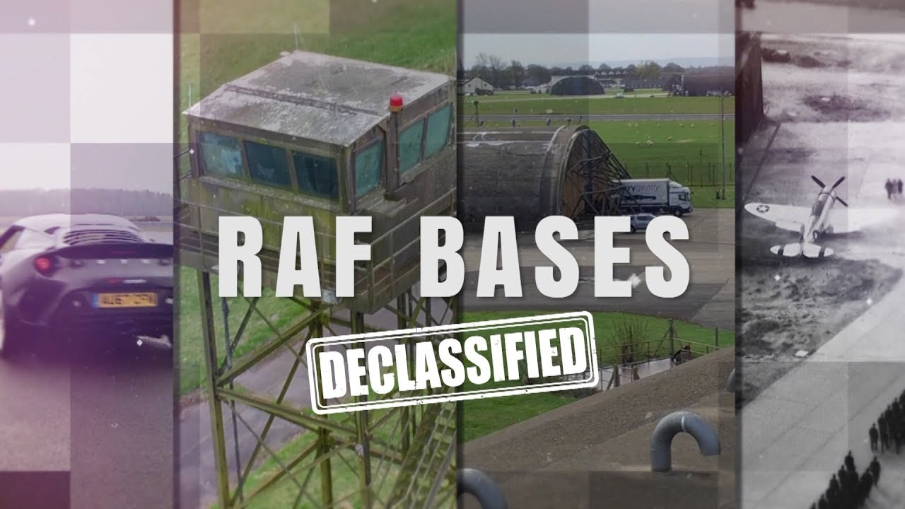 What Happened To These RAF Bases Since WW2