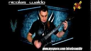 """NICOLAS WALDO - """"The Zion´s Nephilim"""" - Guitar Solo (2011)"""