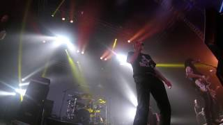 Ramones - Blitzkrieg Bop - LIVE KARAOKE @ Wacken 2016