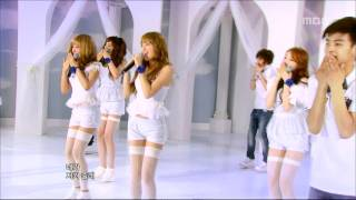 After School Blue - Wonder Boy, 애프터스쿨 블루 - 원더 보이, Music Core 20110723