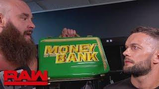 "Braun Strowman wishes Finn Bálor ""good luck"": Raw, Aug. 20, 2018"