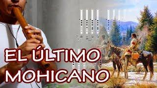 El Último Mohicano - Tutorial de quena