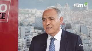 Salaheddine Mezouar, invité de l'Info en Face spécial FIAD
