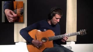Sébastien Giniaux - Balkan Guitar Style - Mini Kolo