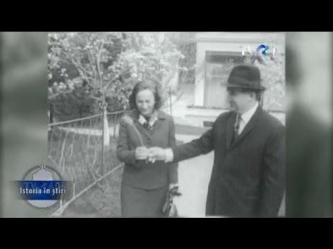 Imagini în premieră cu soţii Ceauşescu