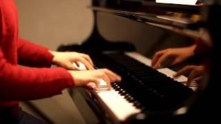 테루의 노래 (게드전기,  テルーの唄) Easy Piano Ver.