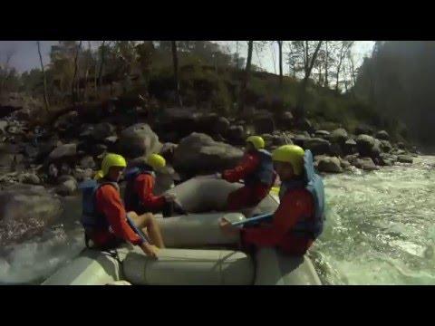 Rafting Nepal 11′