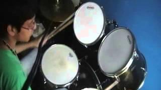 Maty - Disco rayado en bateria